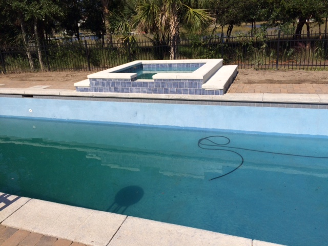 Charleston pool builder