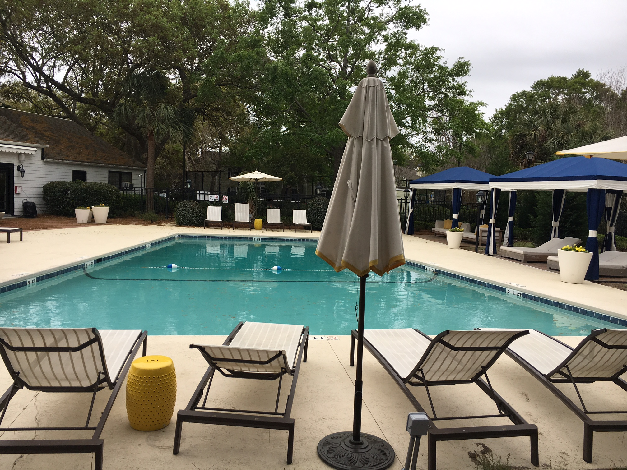 Mount Pleasant Commercial Pool Remodel Charleston Pool Experts