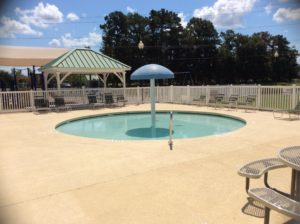 Summerville Pool Remodel